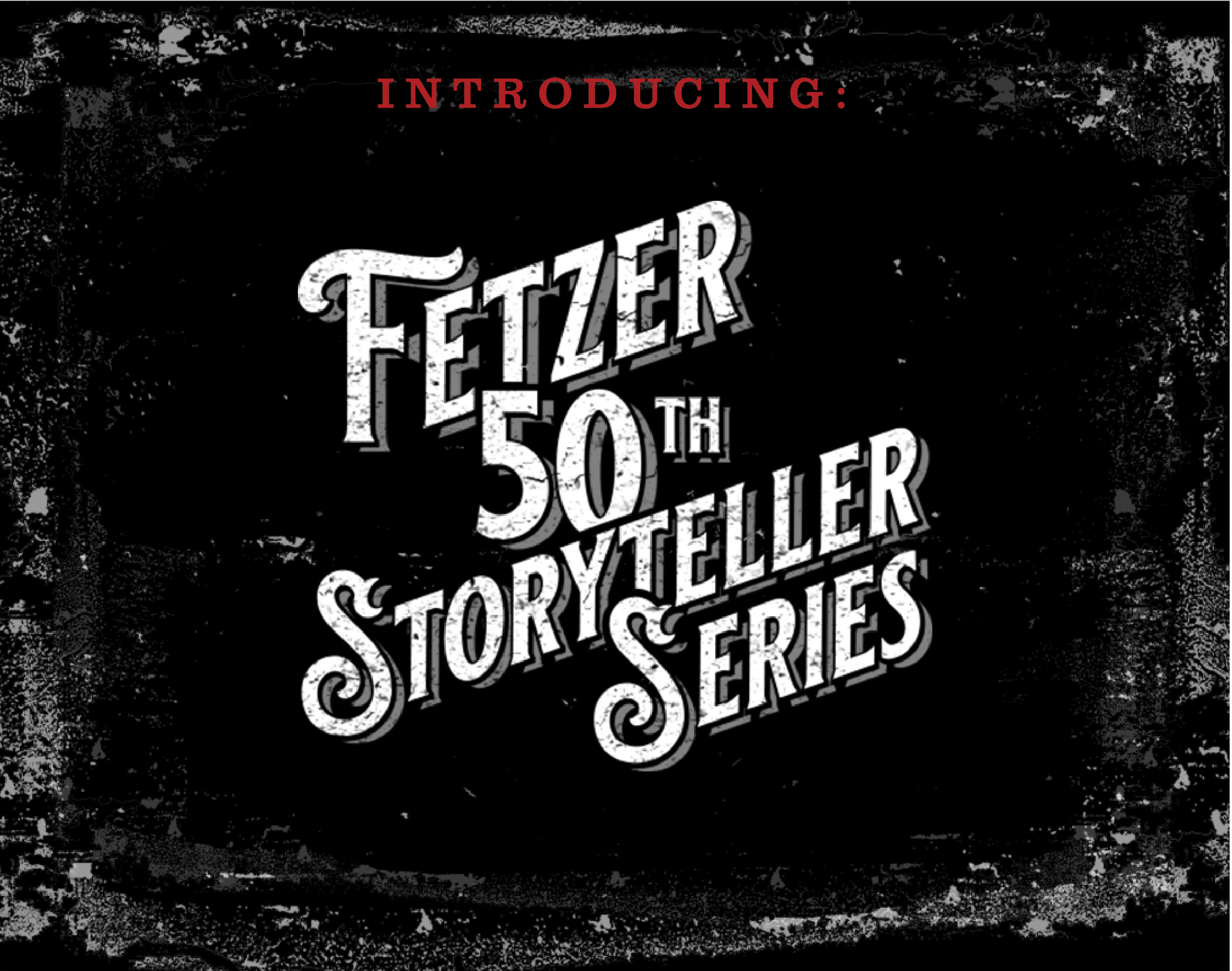 See our Storyteller Series - highlighting wine industry insiders from Fetzer past and present - at www.fetzer50th.com