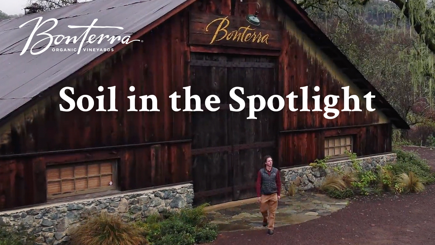Bonterra Director of Organic and Biodynamic Vineyards, Joseph Brinkley, shares more on the winery's pioneering soil study. Watch the video.