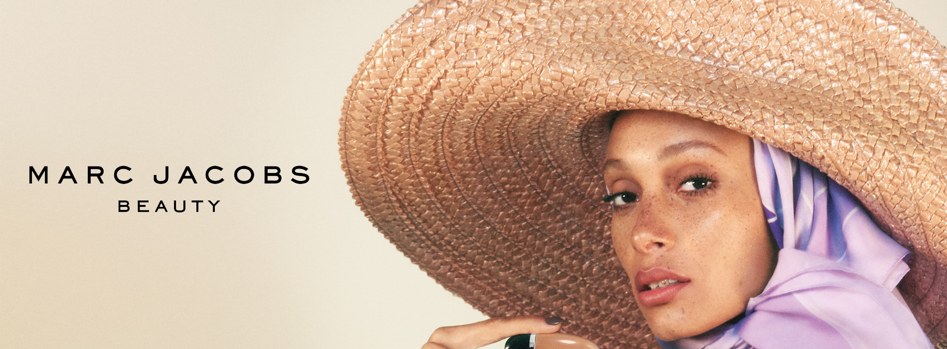 Marc Jacobs Beauty Debuts Adwoa Aboah Campaign Image For New Shameless