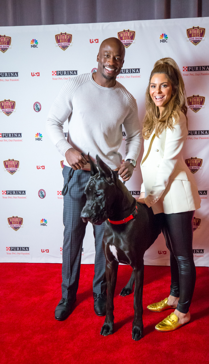 To cap off the event celebrities such as Akbar Gbajabiamila, Dr. Evan Antin, Stella Maeve and Marcc Rose and Wavyy Jonez will be ring side cheering on their favorite breeds as group winners walk a fashion-show-style red-carpet runway to vie for Best in Show.