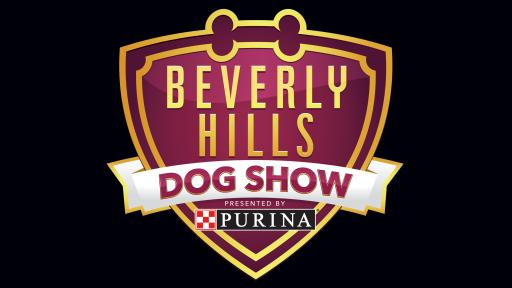 Beverly Hills Dog Show logo