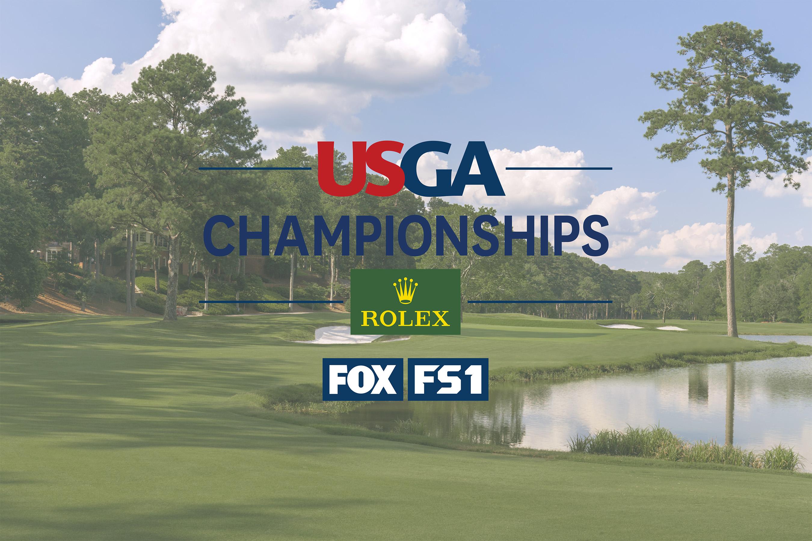 USGA Championships on FOX presented by Rolex