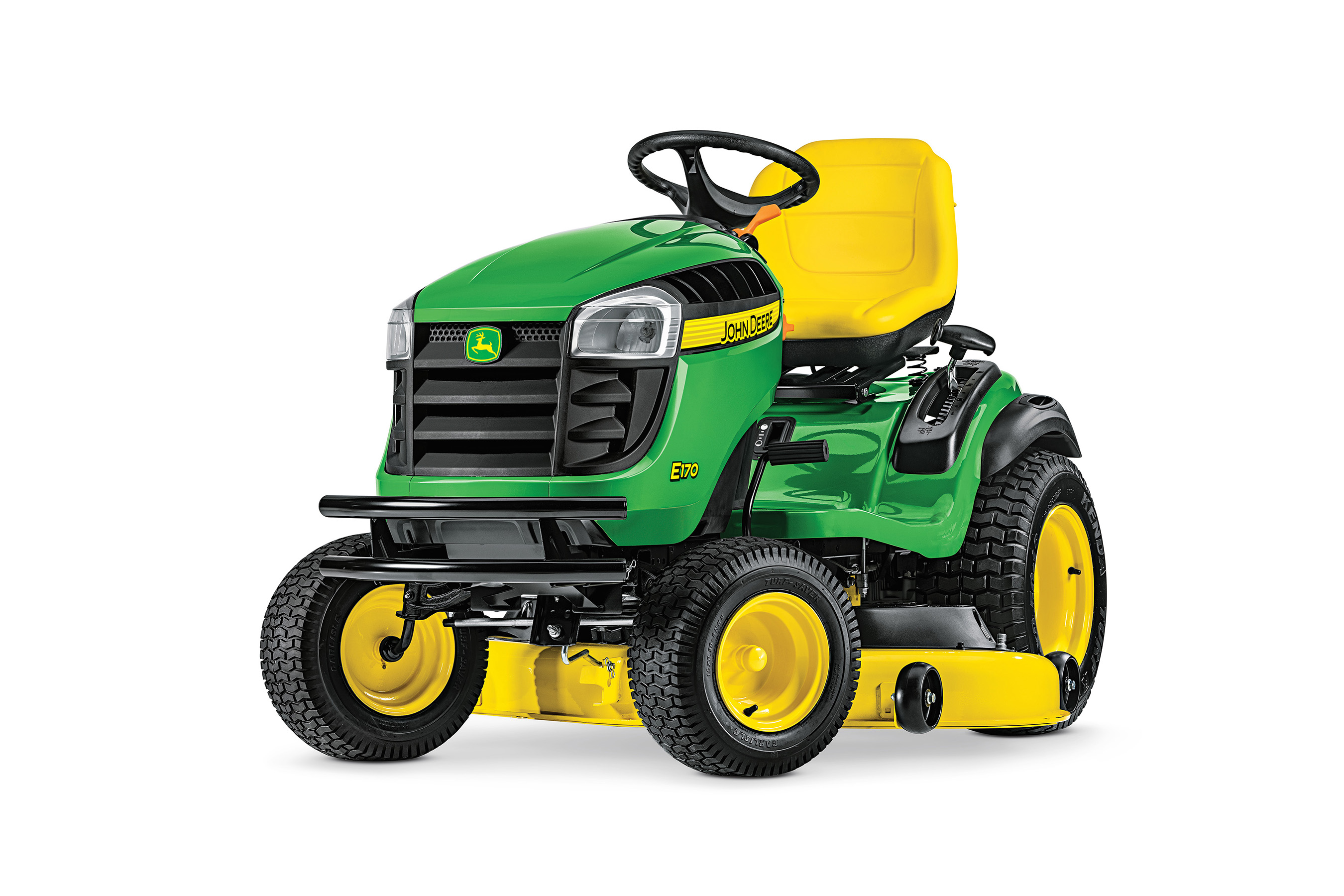 John Deere 100 Series >> John Deere Provides Comfort And Ease Of Use With New Lawn Tractors