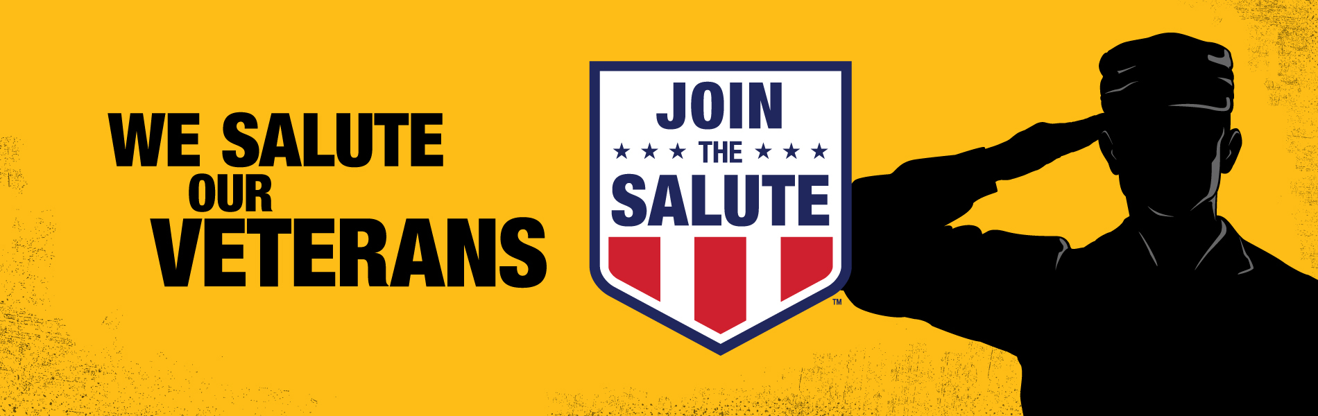 DeWalt invites you to Join the Salute