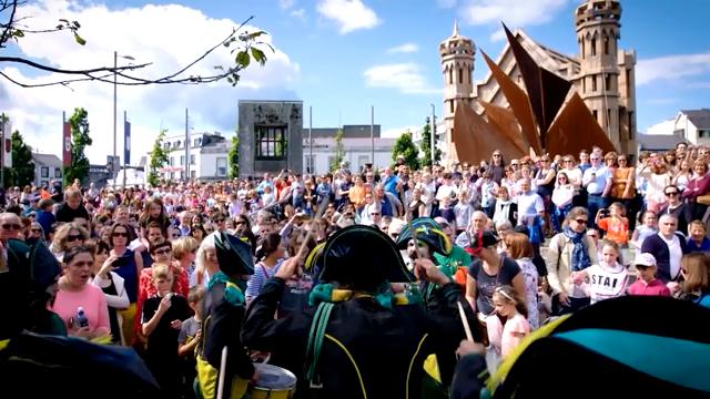 Festivals of Ireland