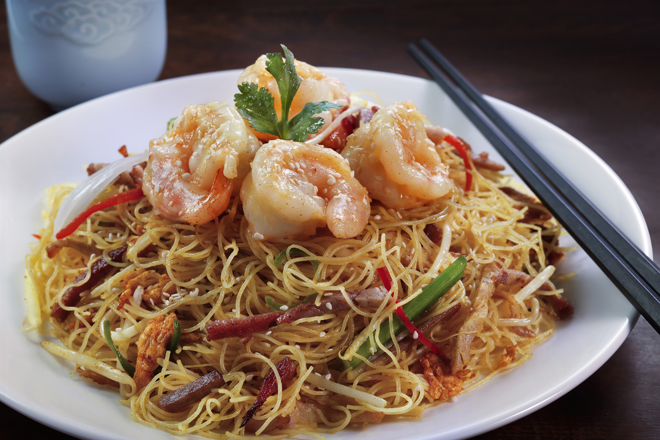 China Tang's Shrimp Noodles