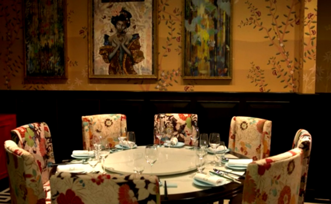 VIDEO: China Tang Opens at MGM Grand in Las Vegas