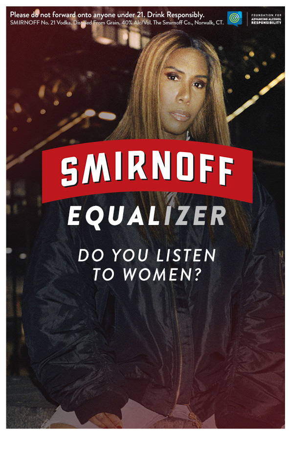 Smirnoff Equalizer featuring Honey Dijon