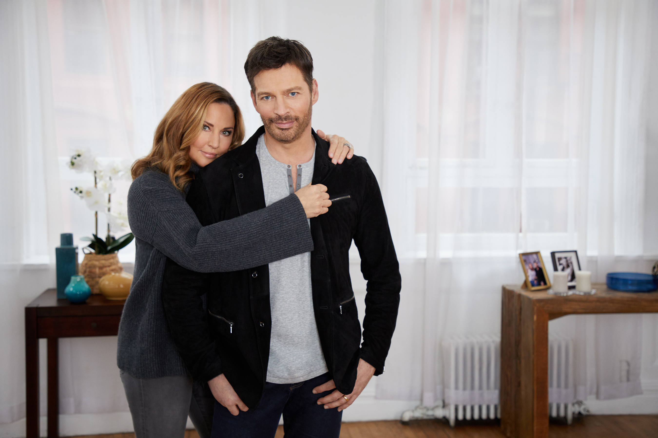 Harry Connick, Jr. and Jill Connick
