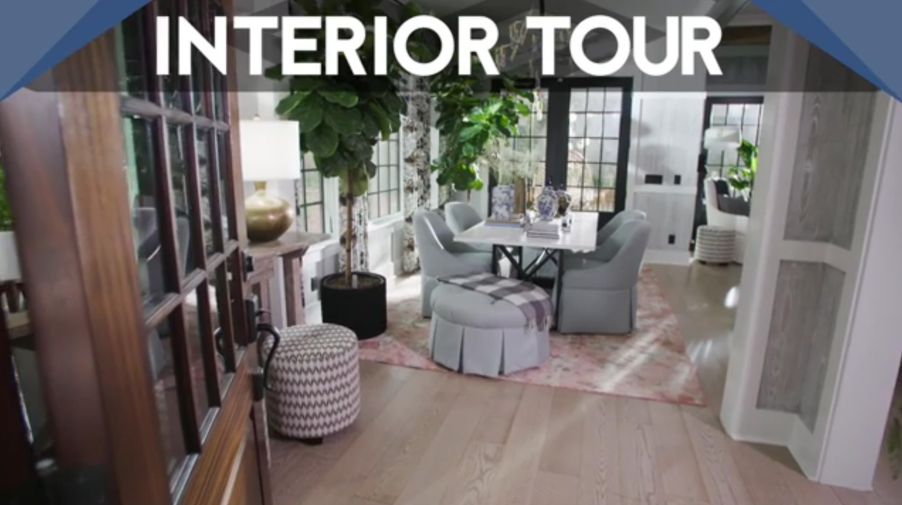 HGTV Smart Home 2018 Interior Tour