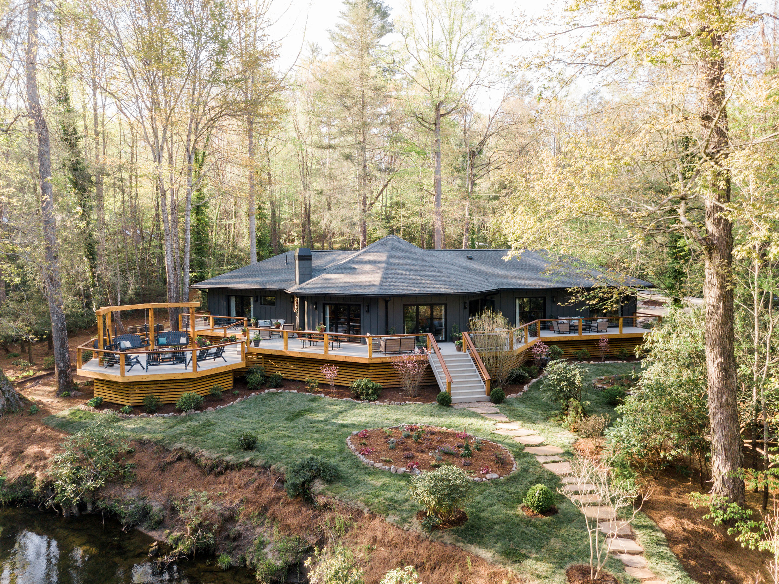 take a virtual tour of diy network ultimate retreat 2018