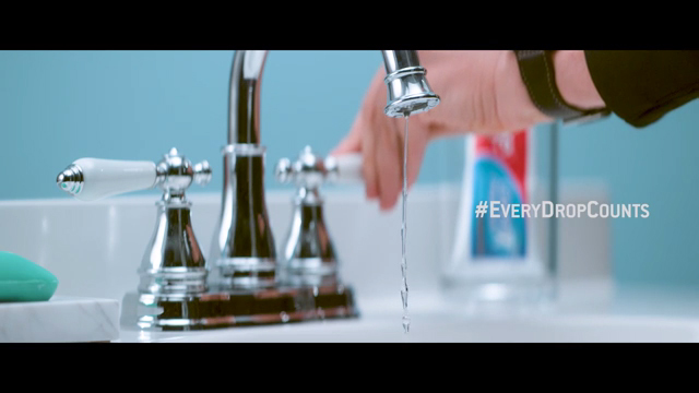 On World Water Day 2018, Colgate Asks People To Turn Off The Faucet While Brushing