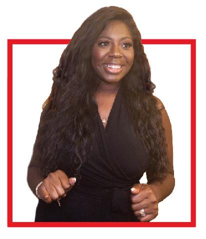 Antoinette Moore, Learning Technology Representative in Central Mississippi (November 2019)