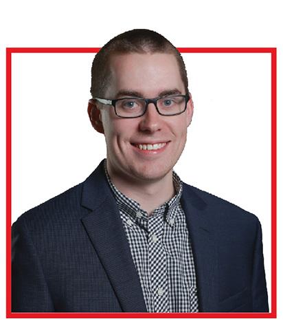 Michael Killian, Learning Technology Representative in Dubuque, IA (February 2020)