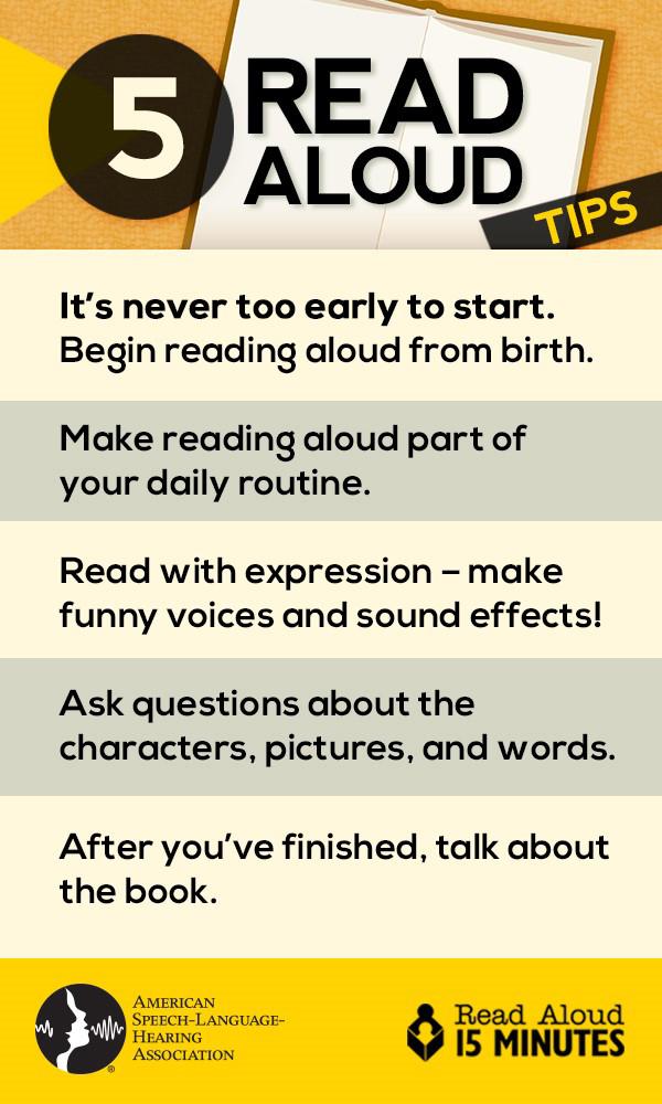 5 Reading Tips