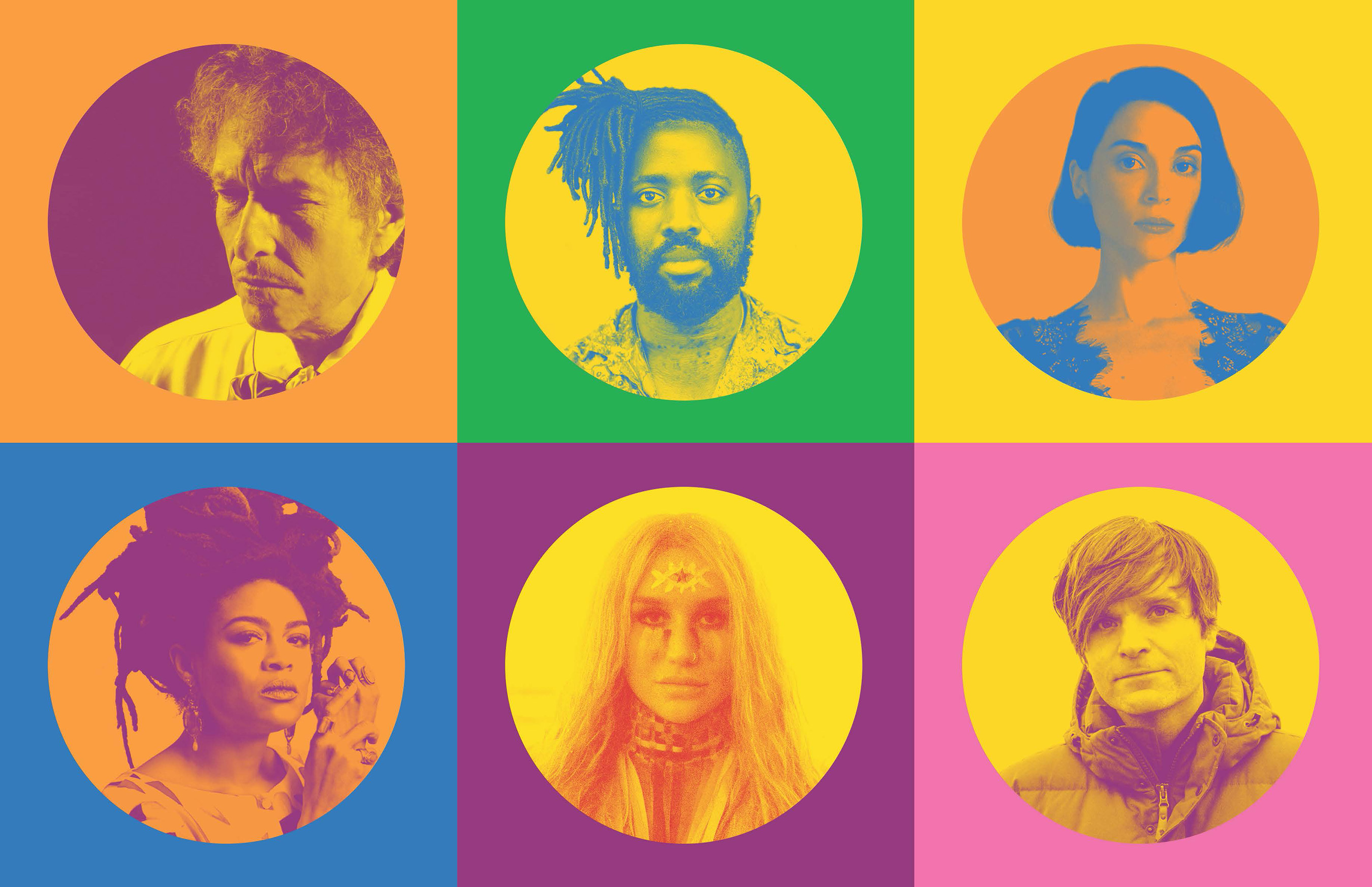 MGM Resorts releases UNIVERSAL LOVE, a collection of reimagined love songs for the LGBTQ community featuring Bob Dylan, Kesha, Benjamin Gibbard, St. Vincent, Valerie June and Kele Okereke.