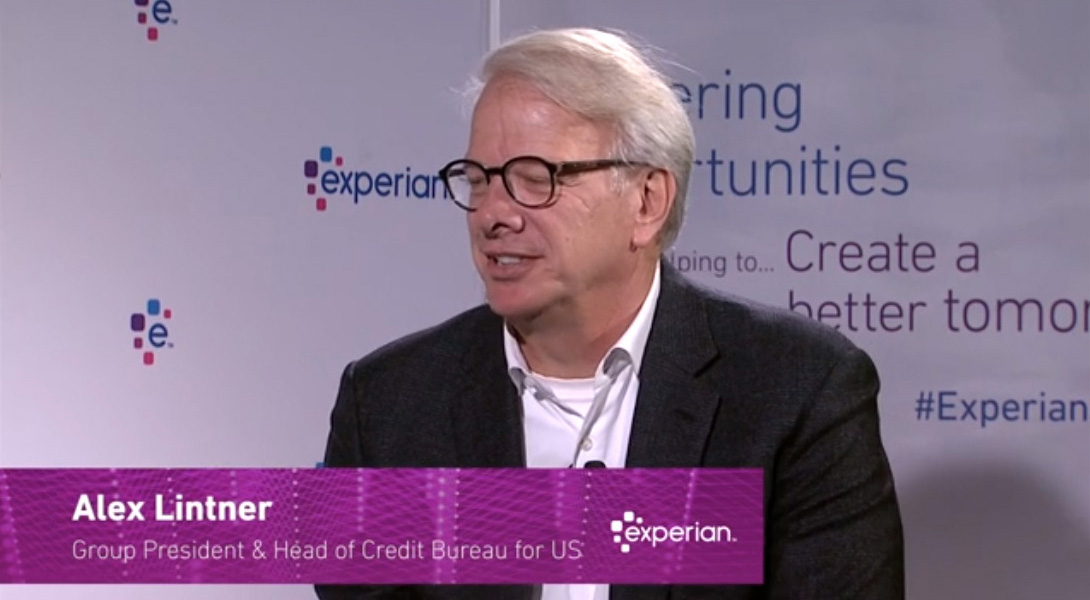Alex Lintner, President, Head of US Credit Bureau