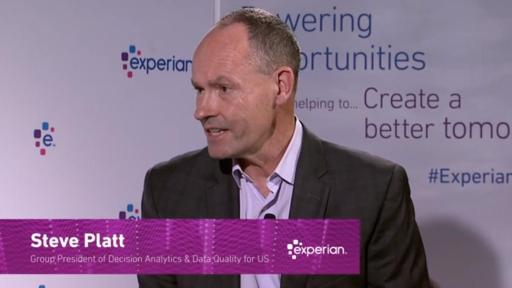 Play Video: Steve Platt, President of Decision Analytics and Data Quality, North America