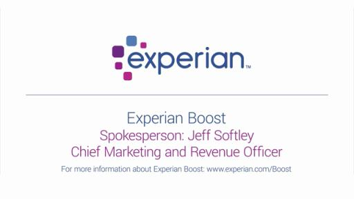 Play Video: Jeff Softley, Chief Marketing Officer for Experian Consumer Services