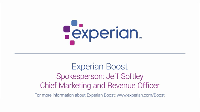 Jeff Softley, Chief Marketing Officer for Experian Consumer Services