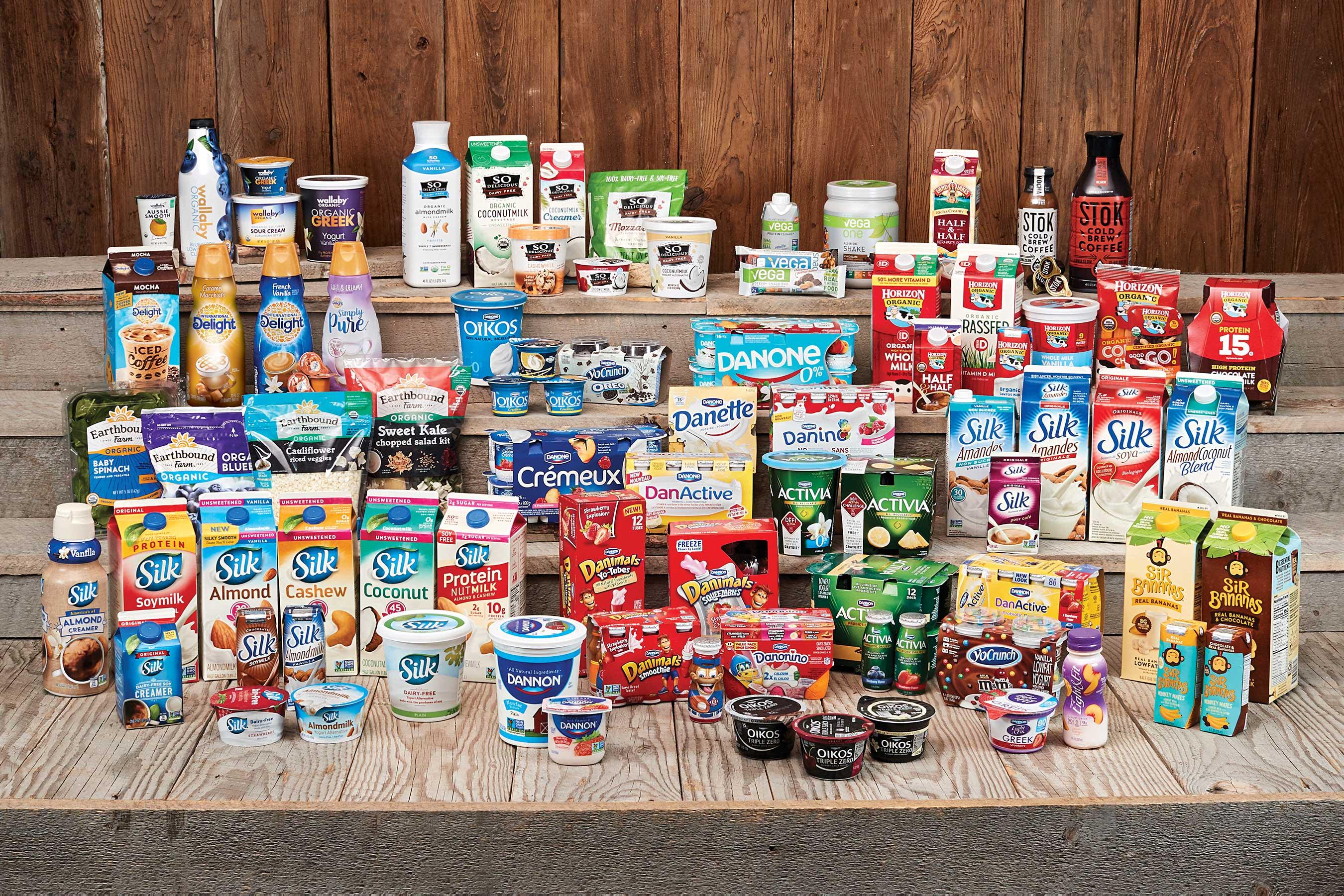 Danone North America family of brands.
