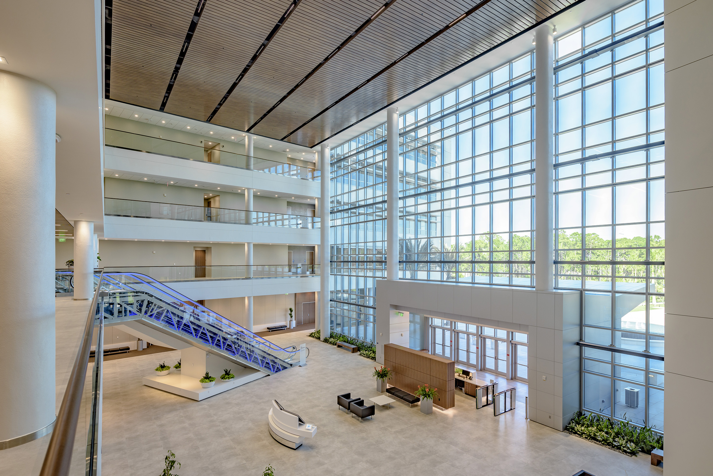 The UTC Center for Intelligent Buildings is designed to be one of the most sustainable and efficient buildings in the world.