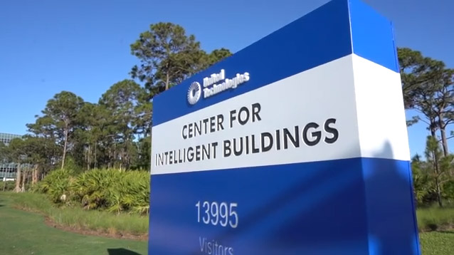 Introducing the UTC Center for Intelligent Buildings.