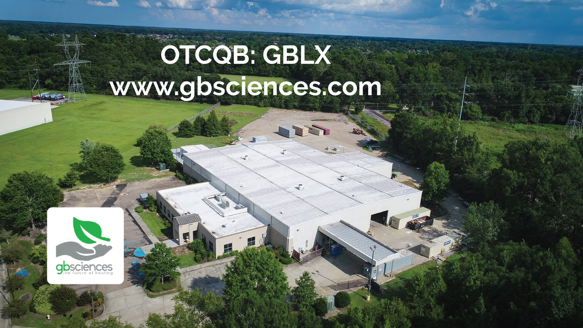 GB Sciences partners with the LSU AgCenter to pioneer cannabis-based medical formulations.