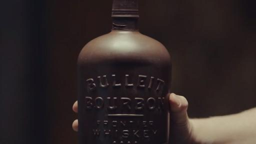 Bulleit Frontier Works: Bottle Impressions – Chocolatier