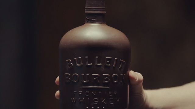 Chocolatier and sculptor Hakan Martensson creates a Bulleit Bottle Impression in celebration of the #FrontierWorks campaign. Video Credit: Barton F. Graf