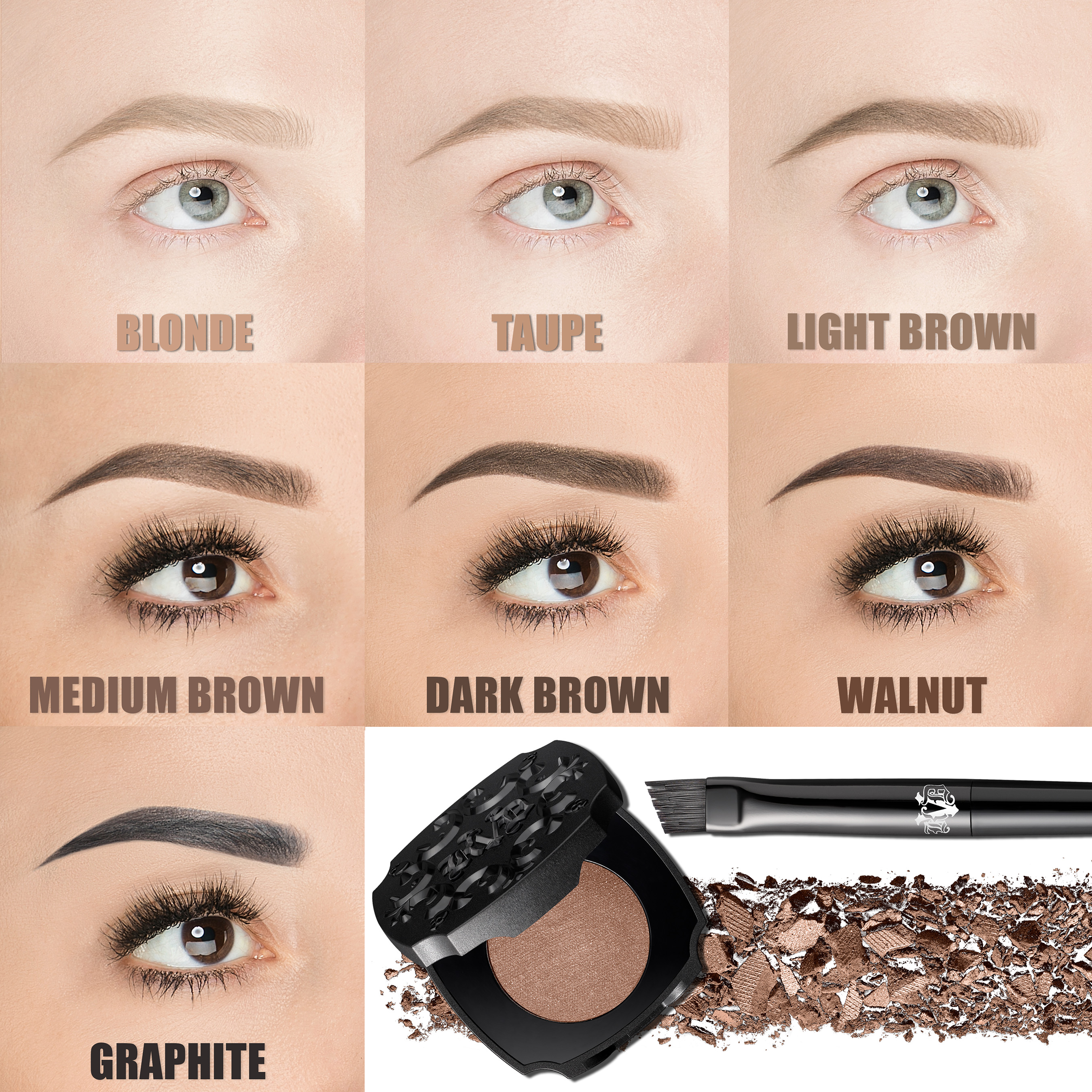 Kat Von D Beauty Is Dropping The Biggest Brow Collection Ever