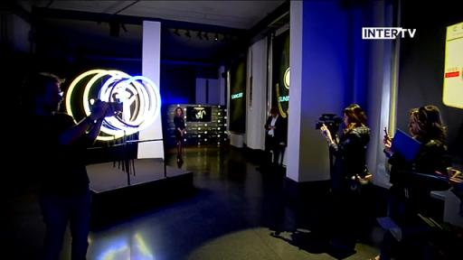 Video showcasing the 'Innovative Passion' exhibition.