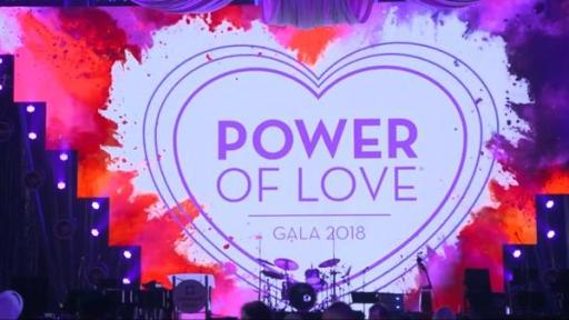 Play Video: Stars Unite at Keep Memory Alive's 22nd annual Power of Love gala