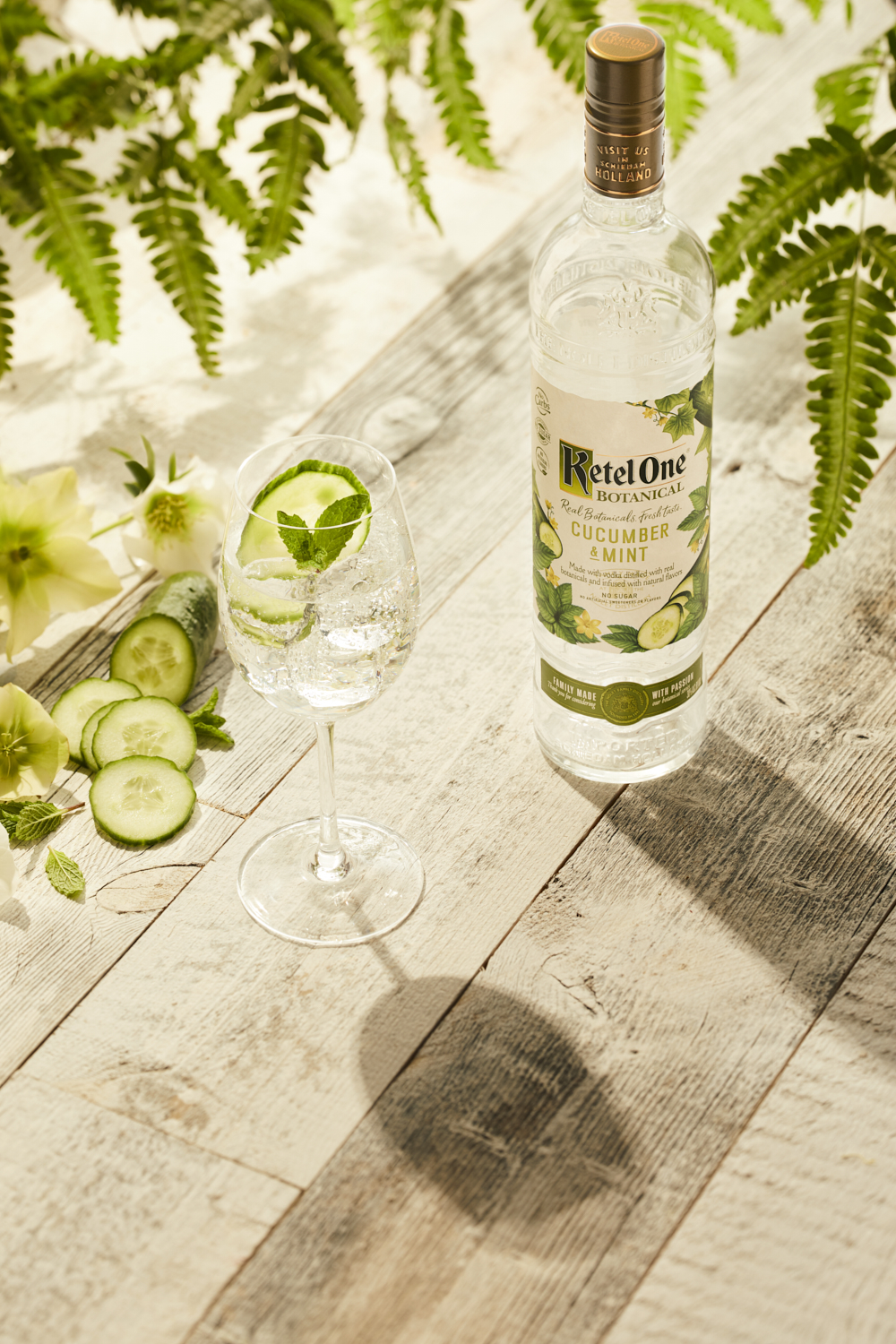 Introducing New Ketel One Botanical, A First-Of-Its-Kind