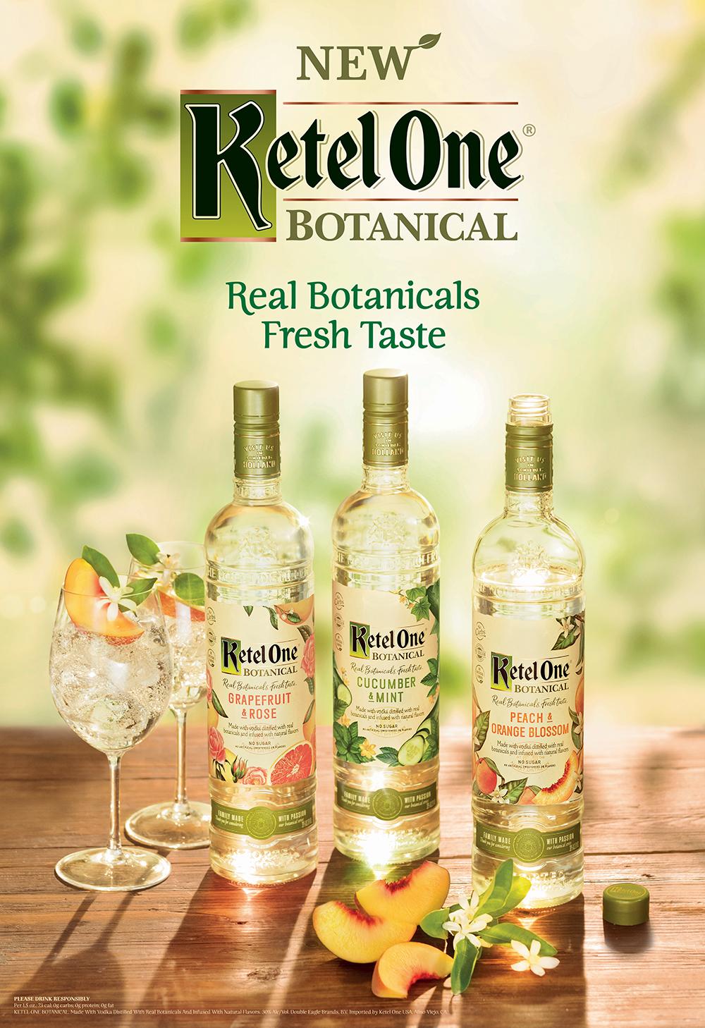 Ketal One Botanical Creative - Varietals