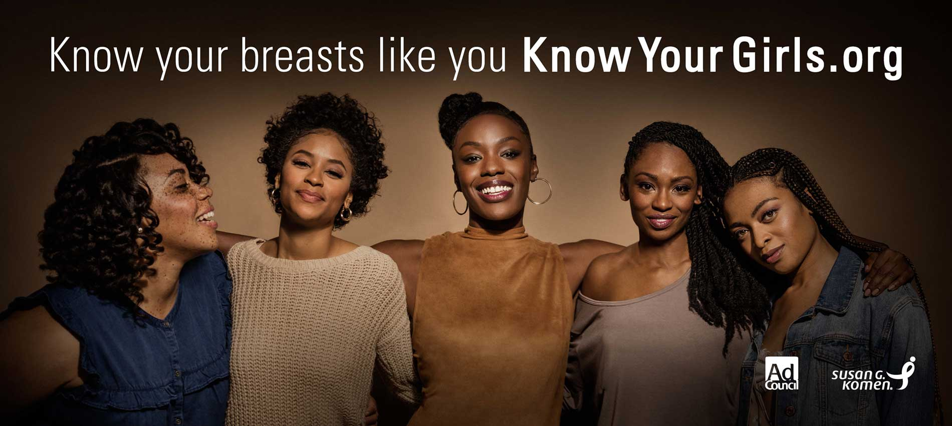 Know Your Girls | Outdoor