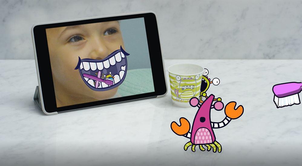 Dixie® Molar Monsters app