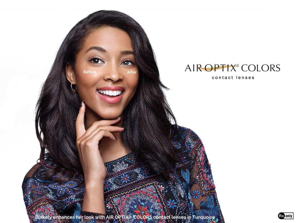 Alcon Introduces AIR OPTIX® COLORS Contact Lenses Gemstone Collection, Creating New Ways to Enhance and Play with Eye Color