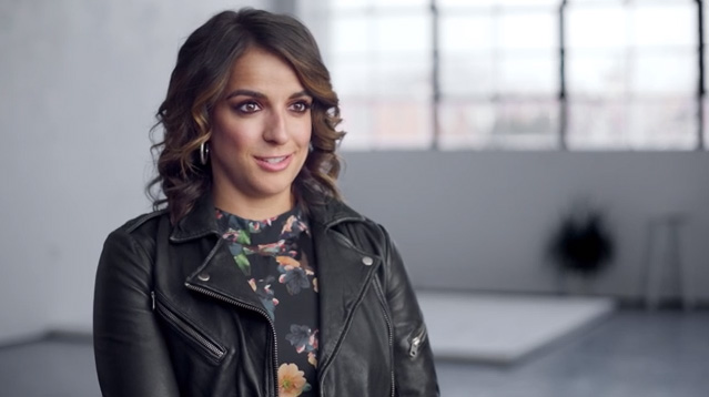 Victoria Arlen has been on a journey of transformation driven primarily by her own will and desire to own her everyday, and now she's partnered with California Almonds to share her story