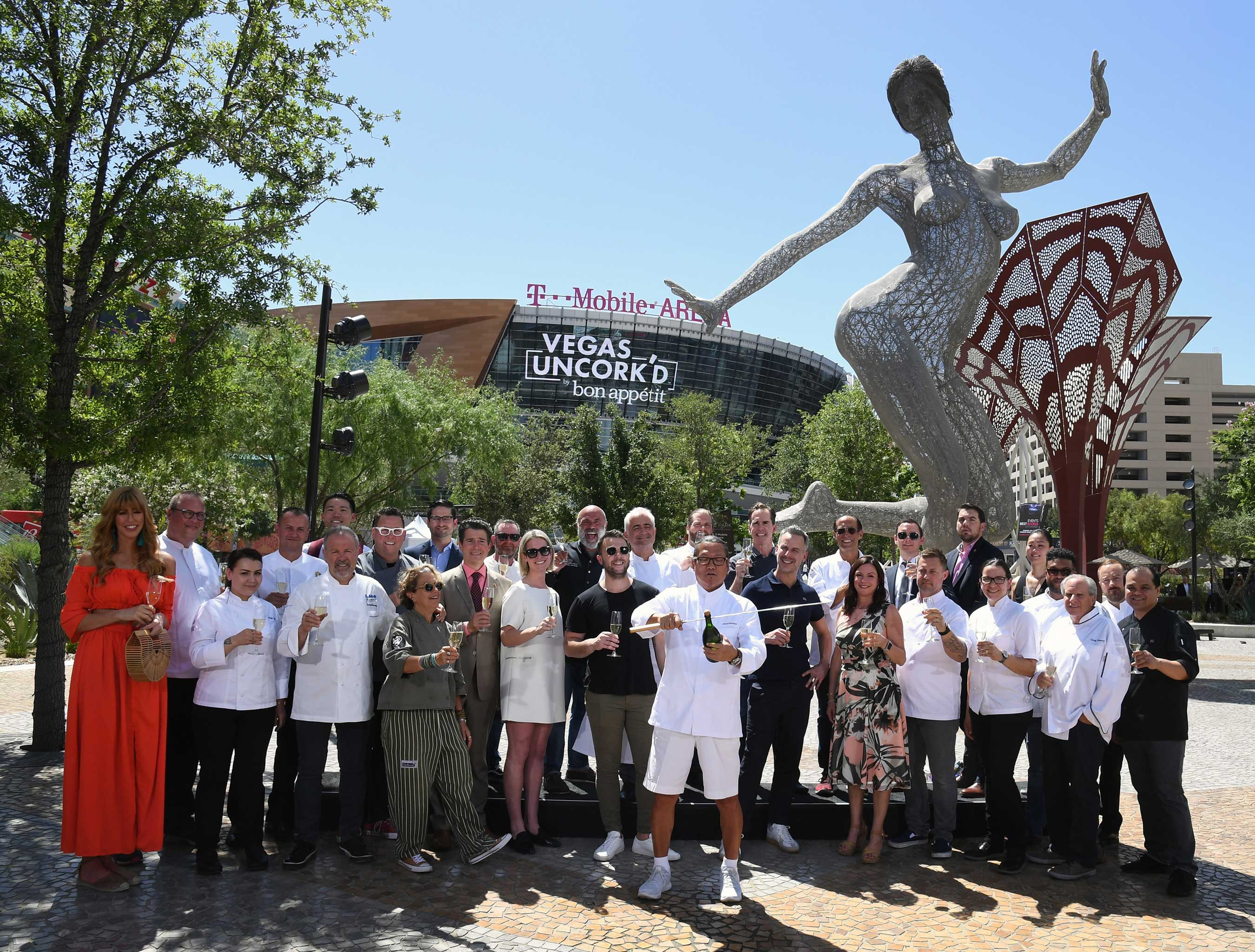 World-Renowned Chefs Toast To The Beginning Of Vegas Uncork\'d by Bon ...