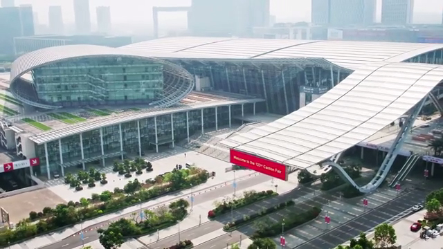Welcome to the 123rd Canton Fair
