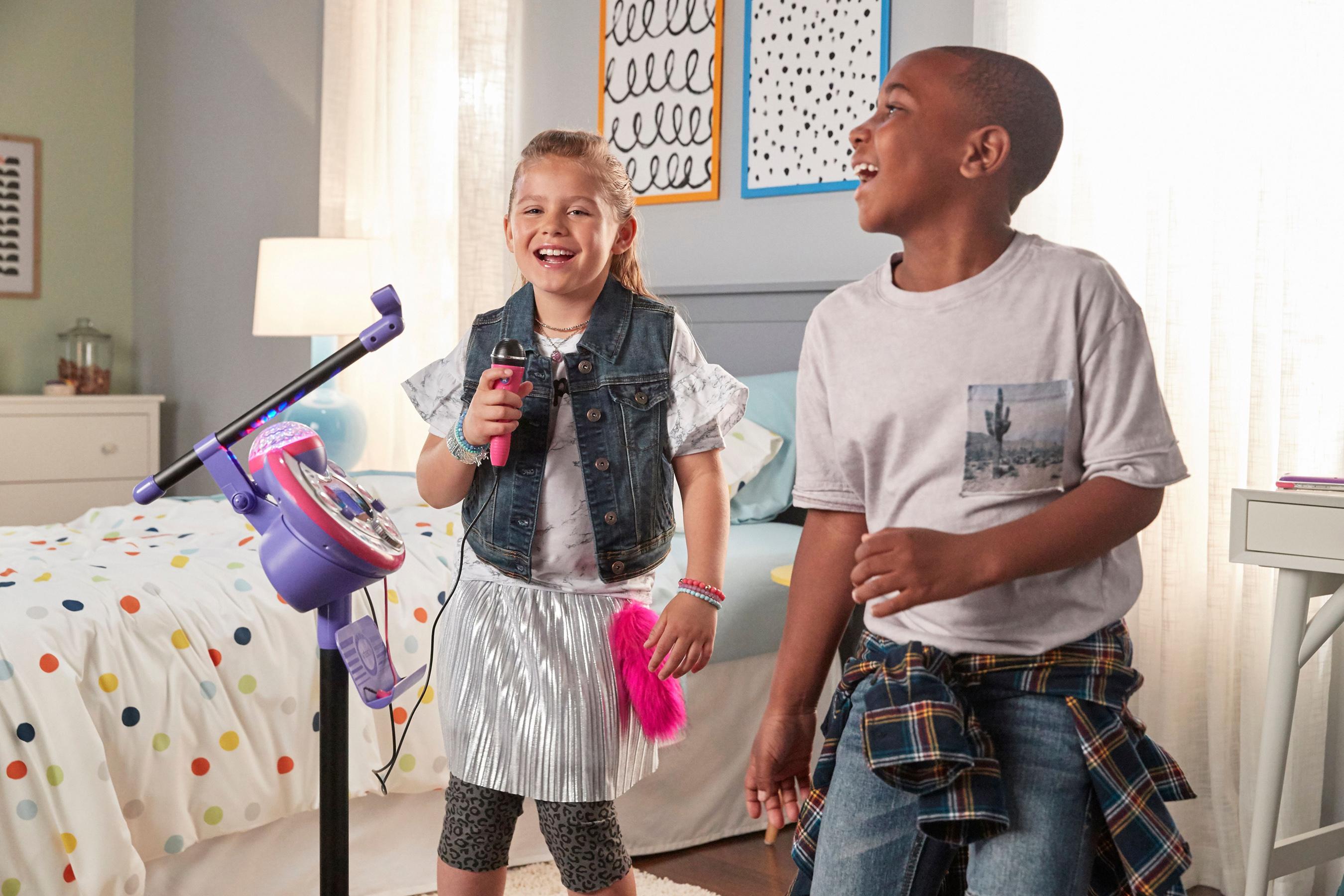 VTech® Puts Kids in the Spotlight with New Kidi Star Karaoke