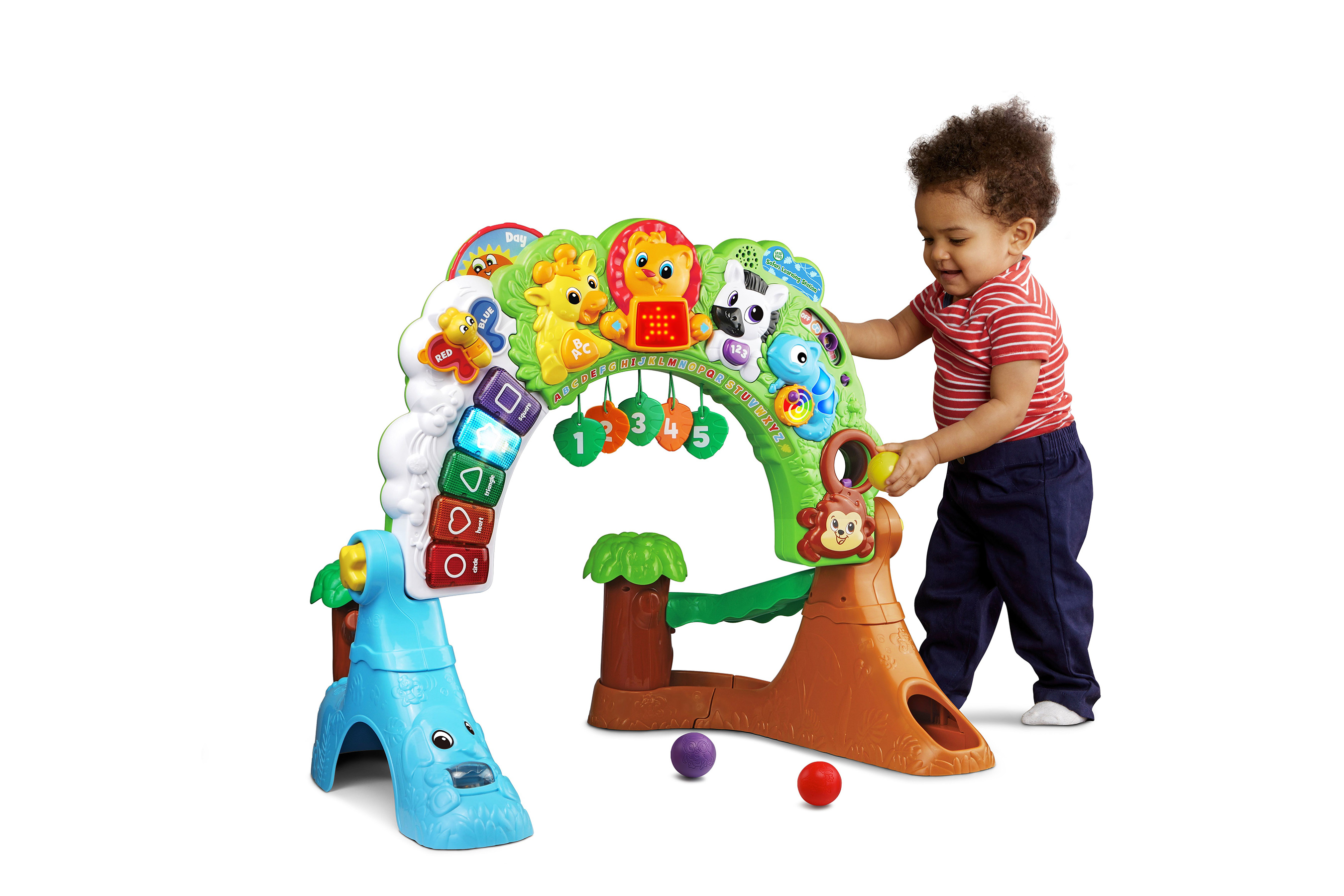 leapfrog u00ae expands infant and preschool collection with new learning toys
