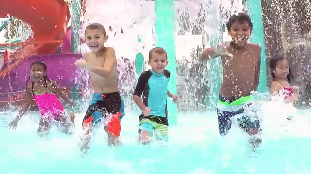 Ready for Summer: SC Johnson Community Aquatic Center Opens