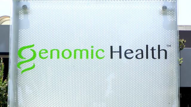 Genomic Health Lab B-roll