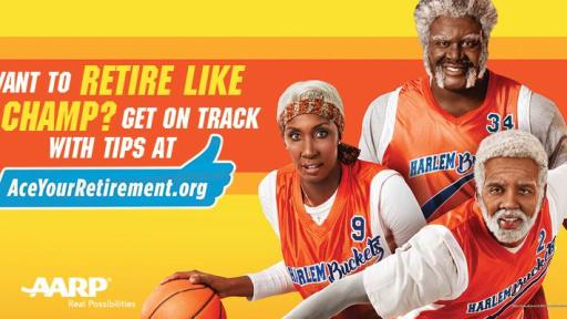 Just like Uncle Drew makes all the right moves on the basketball court, you can make smart financial moves to retire like a champ. Visit AceYourRetirement.org.