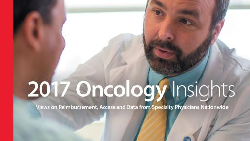 2017 Oncology Insights Report