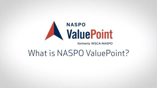 What is NASPO ValuePoint?