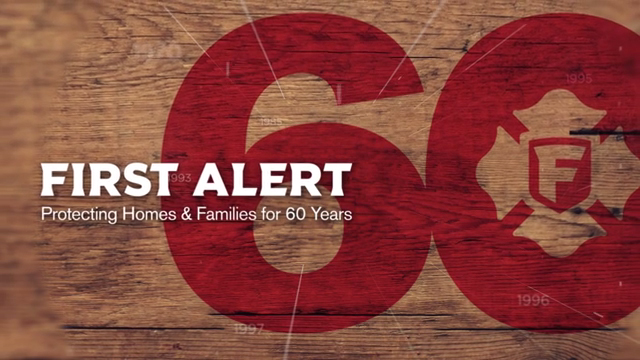First Alert Marks Anniversary With '60 Years Of Thank Yous' Sweepstakes