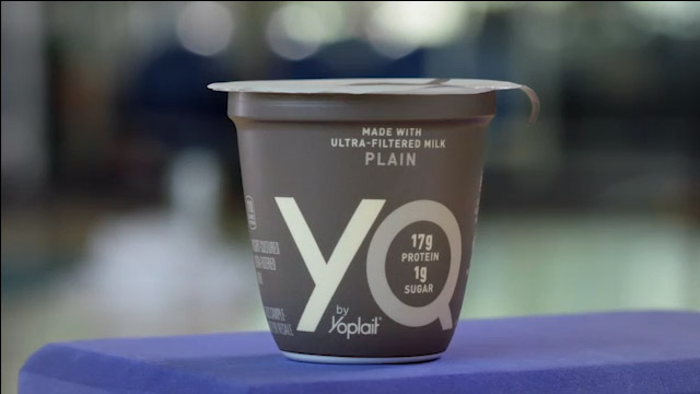 New Yq By Yoplait Introduces A Smarter Not Sweeter